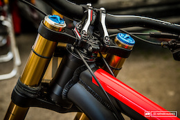 Tech From the Pits - World Cup DH, Leogang