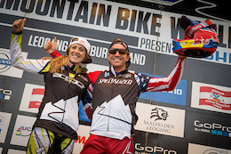 A Win For Gwin In Leogang