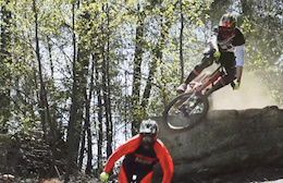 Video: Team Lac Blanc-Scott in La Grand Combe