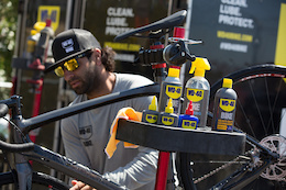 The BC Bike Race Welcomes WD-40's Support