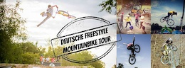 Deutsche Freestyle Mountainbike Tour 2015