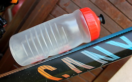 Fabric Cageless Water Bottle - First Look