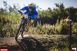 Video: SRAM WP Gravity Enduro Round One - Helderberg, South Africa