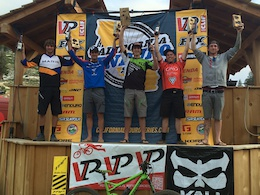 2015 California Enduro Series: Round Three, Pro Podium
