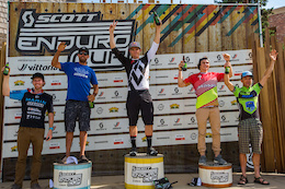 Keene and Stetson-Lee win SCOTT Enduro Cup presented by Vittoria - Sun Valley