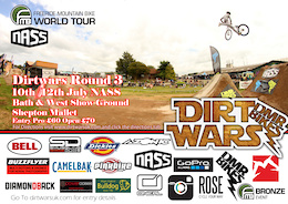 DMR Dirt Wars FMB Bronze Event Coming to NASS
