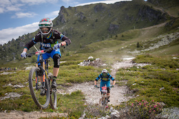 Video: Les Arcs Enduro2 - Alpine Enduro in Teams of Two