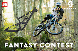 Lenzerheide DH WC Fantasy Contest - Win a Scott Voltage FR Frame