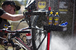 WD-40 Official Bike Wash Sponsor for Mont-Sainte-Anne World Cup
