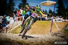 Video: Lenzerheide World Cup DH Highlights