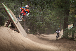 Fun day at the bike park