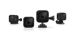 GoPro推出全新HERO4 Session迷你攝影機