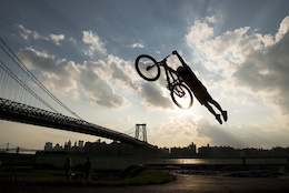 Video: First Laps on New York City's Pumptrack