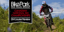 Course Preview: Canadian National DH Championships