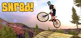 Shred Downhill Mountain Biking Game Now Available on PC and Mac