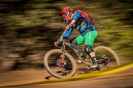 Video: Montenbaik Enduro 2015 Round 3 - La Canela