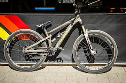 Prototype Polygon Slope Bike - Crankworx L2A