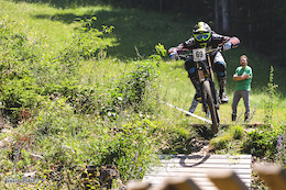 North East Italian DH Championship 2015 - Lavarone