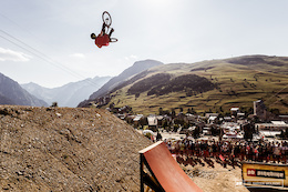 Video: Sam Pilgrim's Crankworx Europe