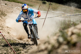 Video: European Downhill Cup - Crankworx L2A 2015