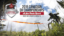 2015 Canadian National DH Championships