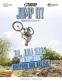 Event-Tipp: Gravity Jump it!
