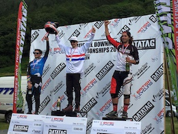 Results: British National Downhill Champs