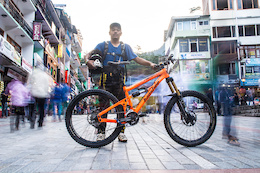 Interview: Rajesh Magar - Nepal's Downhill Star