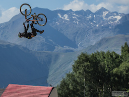 Video: Home at last for the Crankworx World Tour