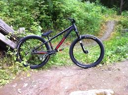 Bike check! No brakes, no problems.... bike feels lot better brakeless!
