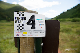 Results: Enduro World Series Crested Butte - Day One