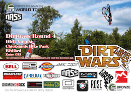 DMR Dirt Wars FMB Bronze Series Hits up Chicksands for Round 4