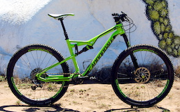 First Ride: Cannondale Habit Carbon 1