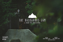 Logan Peat's Backwoods Jam - This Friday At Coast Gravity Park