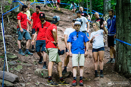 Photo Epic - Yankee Doodle Dandy: World Cup DH Windham, Track Walk