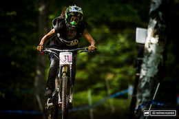 Video: Windham DH World Cup - Missy Giove's Qualifying Run