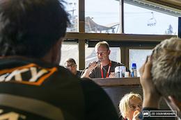 Interview: Darren Kinnaird - Crankworx GM, EWS and FMB Board Member, Sports Fan