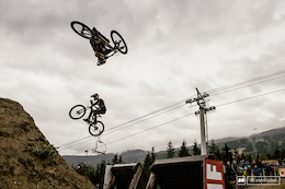 Photo Epic: Crankworx Whistler - CLIF Bar Dual Speed and Style