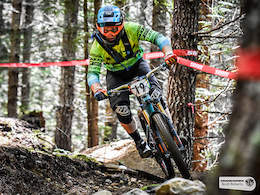 Mixed Conditions Shake up SRAM Canadian Open Enduro
