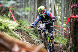 François Bailly-Maître - 5th at EWS  Round 6 Whistler, Canada