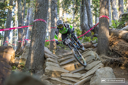 Photo Epic: Garbanzo DH - Crankworx Whistler 2015
