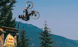 Photo Epic: Joyride Practice - Crankworx Whistler 2015