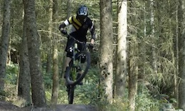 Video: Tom Herriott Tries Mountain Biking