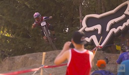 Video: Fox Air DH - Crankworx Whistler 2015