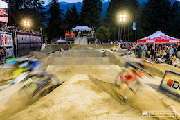 Video: Ultimate Pump Track Challenge presented by RockShox - Crankworx Whistler 2015