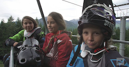 Video: Kidsworx - B-Line DH, Crankworx Whistler 2015
