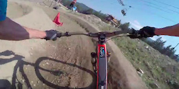 GoPro Course Preview: Giant Dual Slalom with Brian Lopes - Crankworx Whistler 2015
