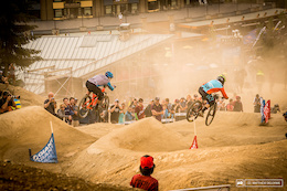 Video: Giant Dual Slalom - Crankworx Whistler 2015