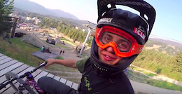 GoPro Course Preview: Red Bull Joyride with Carson Storch - Crankworx Whistler 2015