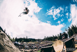 Video: Red Bull Joyride, Crankworx Whistler 2015 - Highlights